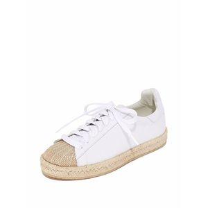 Alexander Wang Rian Espadrille Sneakers NWT sz8/38